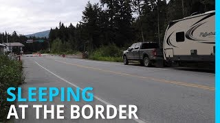 CANADIAN BORDERS HAVE HOURS? RVING VALDEZ TO HAINES ALASKA