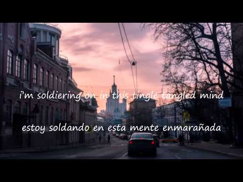 """My Tangled Mind"" : Adult Cinema / lyrics [Sub. Español]"