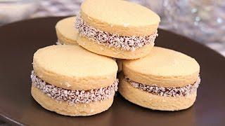 Alfajores de Maicena | Muy Fáciles y Deliciosos
