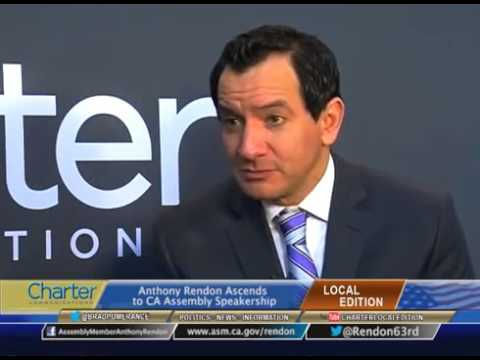 Charter Local Edition Interviews Speaker Rendon