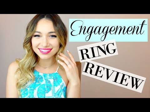 D.I.Y. BRIDE | ENGAGEMENT RING REVIEW | MORGANITE