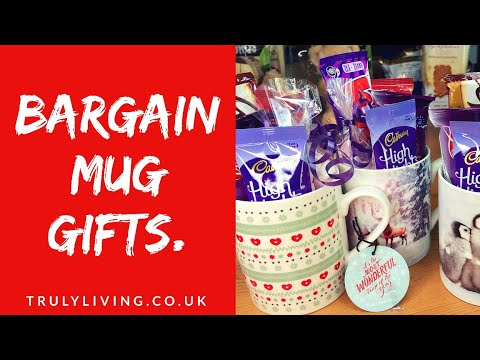 POUNDLAND AND HOME BARGAINS MUG GIFTS JUST £2.09!  | PKP | Angela @ TrulyLiving.co.uk