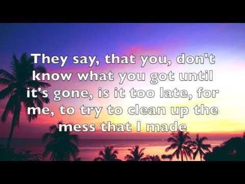 Christopher & Matoma - Take Me Back (lyrics)