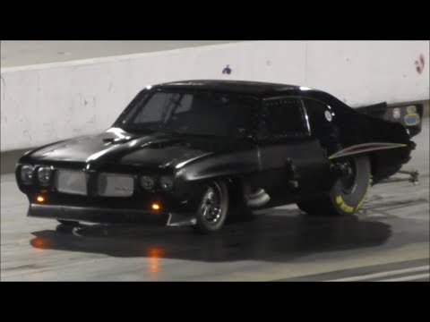 Complete Round 2 of Bristol's Street Outlaws 100,000 dollar Race