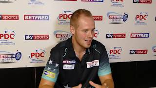 Max Hopp here to prove himself to the UK crowd | World Matchplay 2019
