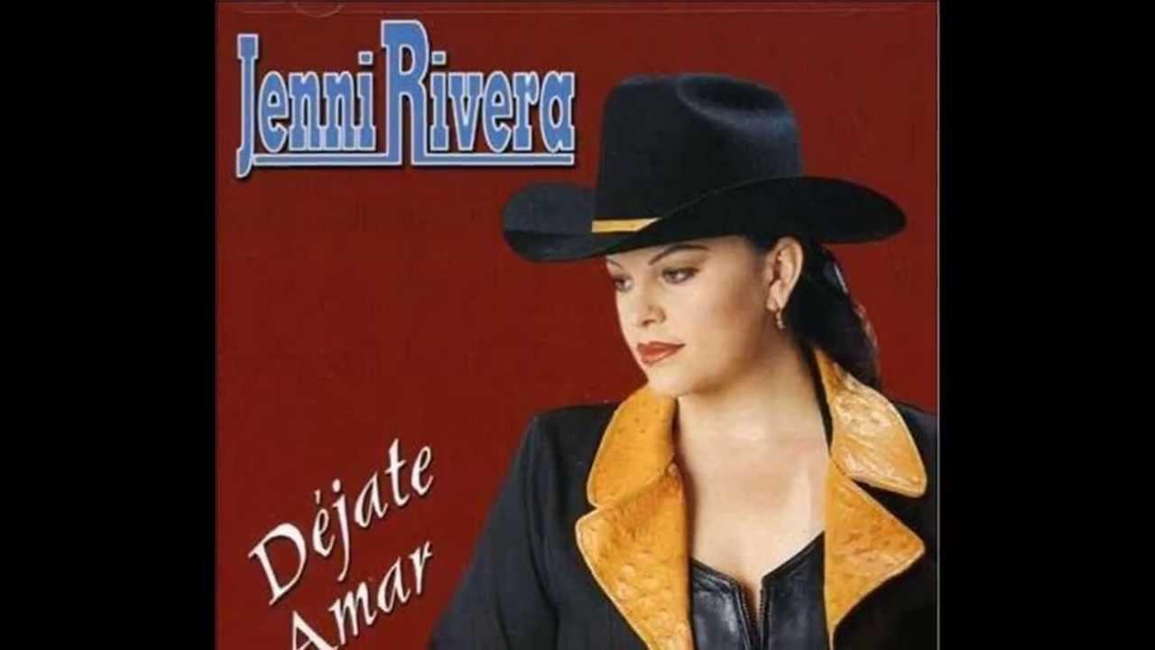 Querida Socia Jenni Rivera - YouTube