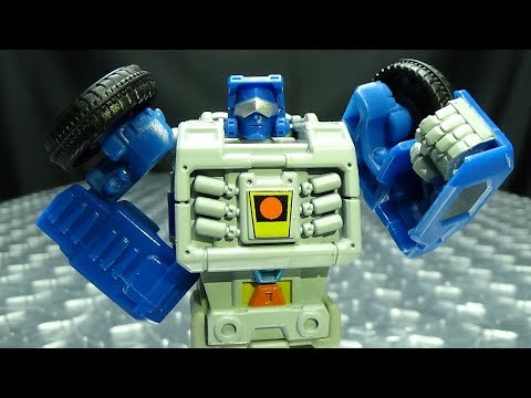 Power of the Primes Legends BEACHCOMBER: EmGo's Transformers Reviews N' Stuff