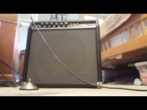 Fender Champ 12 with Carr Elsinore speaker