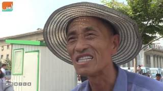 بالفيديو.. رد فعل شعب كوريا الشمالية على التجربة النووية