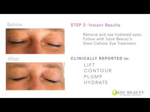how-to-apple-juice-beauty's-stem-cellular-instant-eye-lift