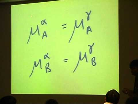 Taiwan Lectures: Mathematical Modelling of Materials, Part 1