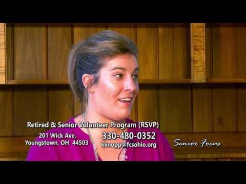 Senior Focus:  Retired & Senior Volunteer Program (RSVP)