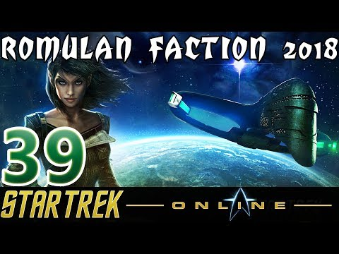 Let's Play Star Trek Online - Romulan Faction 2018 - [39] - Cutting The Cord