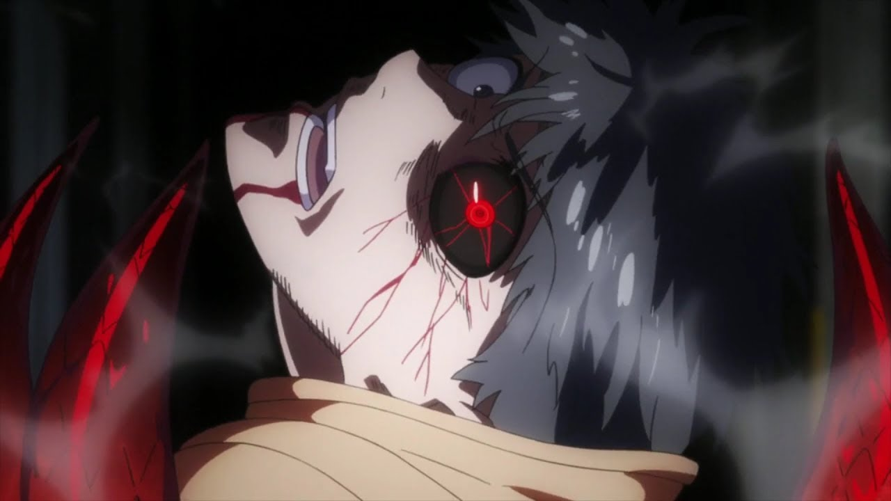 Tokyo ghoul season 1 episode 7 english dubbed
