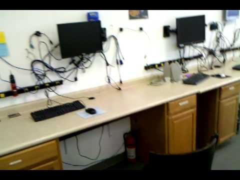 Workbench Area Of The Shop Youtube