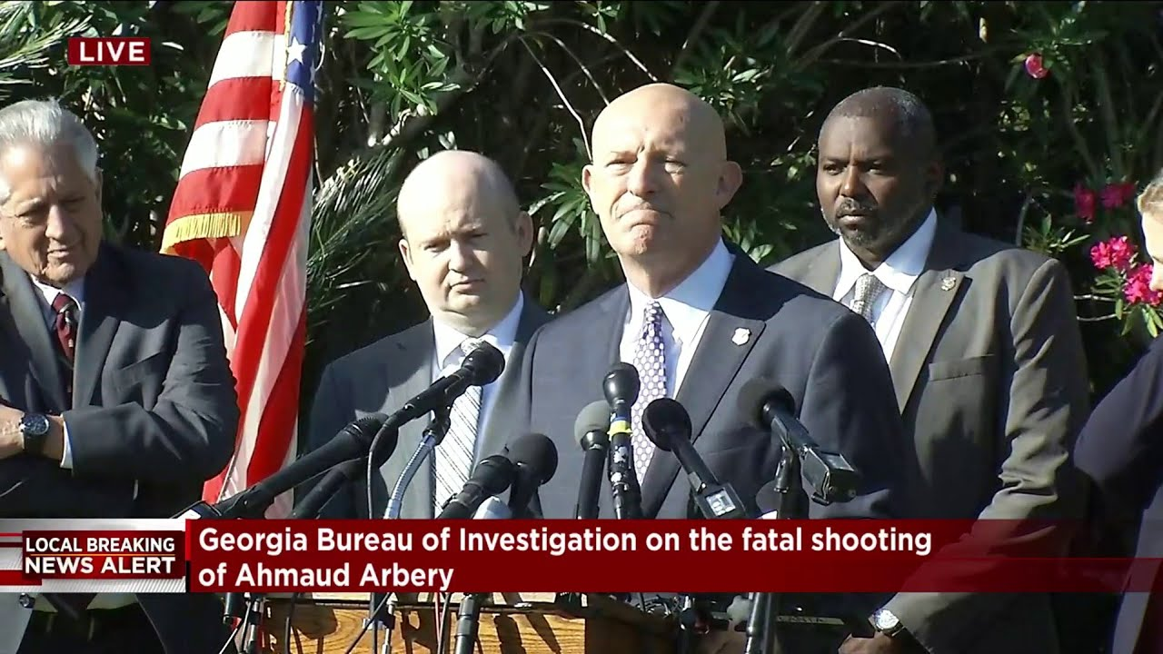 UNCUT: GBI, Glynn County officials news conference