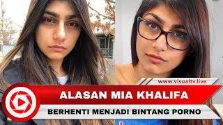 Download Video Mia Khalifa Ungkap Alasan Berhenti Menjadi Bintang Porno MP3 3GP MP4