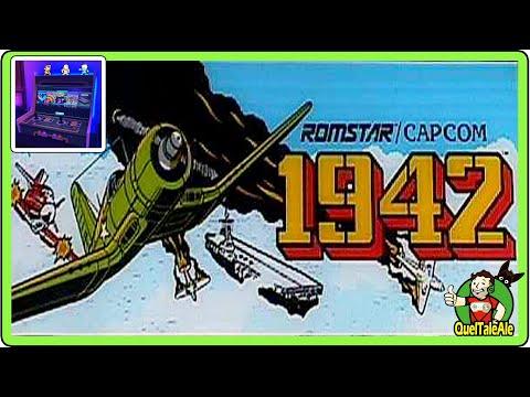 1942 - Il primo della serie made in Capcom - Gameplay ITA [Serata Arcade]