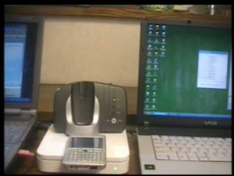 SkypeとAsteriskサーバーに登録したNOKIA E61とコードレスIPフォンIAX-dcipの発着信テスト