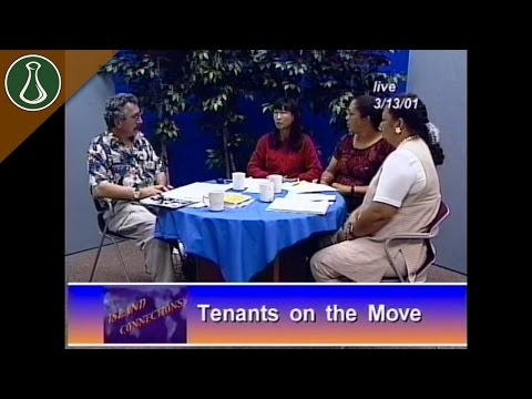 Island Connections: Tenants on the Move