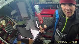 Wymian chłodnicy MAN i wiele niespodzianek podczas naprawy :( Truck repair