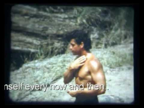 Tarzan on location (1954 - Uganda)