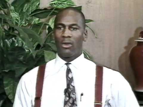 Michael Jordan - Inside the NBA 1989