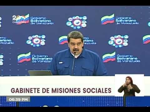 Maduro se refiere a Alex Saab y de cómo intentaron destruir los CLAP que él traía