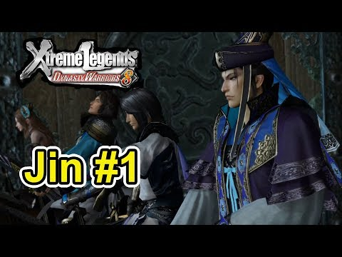 KELUARGA SANG JENIUS! - Dynasty Warriors 8 JIN (1)