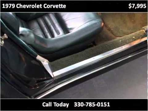 1979 chevrolet corvette used cars akron oh youtube for Tempest motors in akron ohio