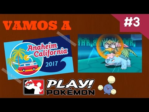 Guerra de climas! | Vamos a Anaheim 2017 #3 | Pokémon OR/AS WiFi Battle | VGC 2016 | VS Gonzalo