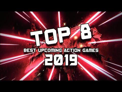 Best 8 Upcoming Action Games Of 2019|Rage 2|DMC5|Doom|