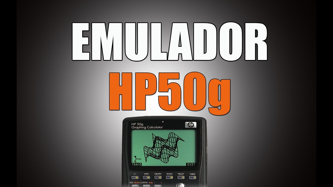 Emulador HP50g download