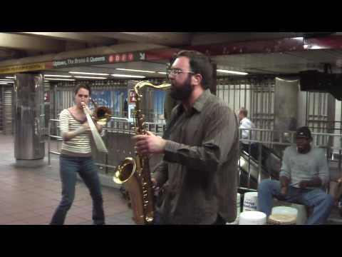 Music  Underground in Manhattan