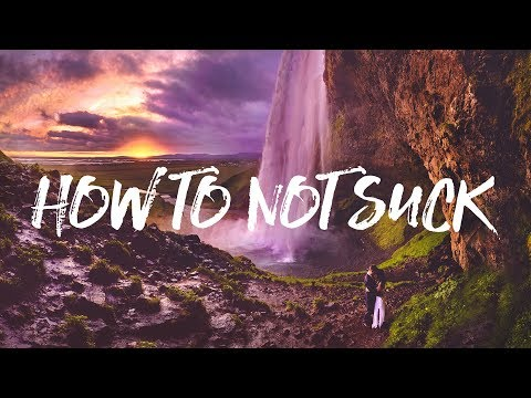 Wedding Photography: How To Not Suck (25 Tips)