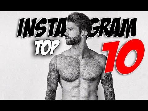 INSTAGRAM TOP 10 MALE MODELS