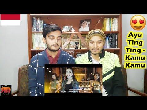 Foreigner Reacts To: Ayu Ting Ting - Kamu Kamu Kamu [Official Music Video]