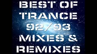 best of trance 92- 93  mixes & remixes