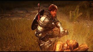 Black Desert Online Level 46 Warrior Short Gameplay 4k