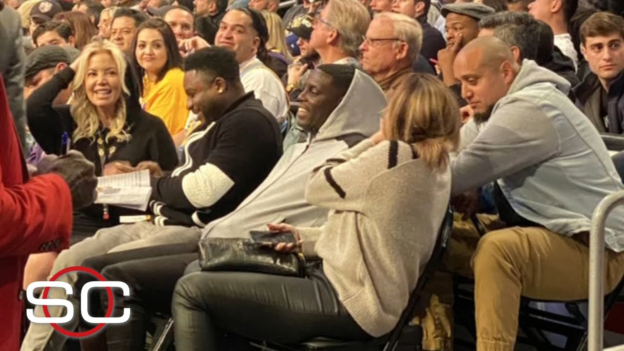 Lakers and Darren Collison have already been in contact