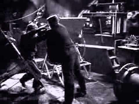 Frankenstein vs. The Wolfman Fight Scene