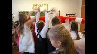 видео заказ деда мороза в школу