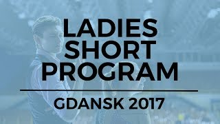 Eunsoo LIM KOR Ladies Short Program - GDANSK  2017