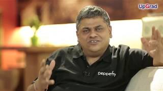 Entrepreneurs Talk | Ambareesh Murty, Pepperfry Founder On Entrepreneurship | Startup | UpGrad