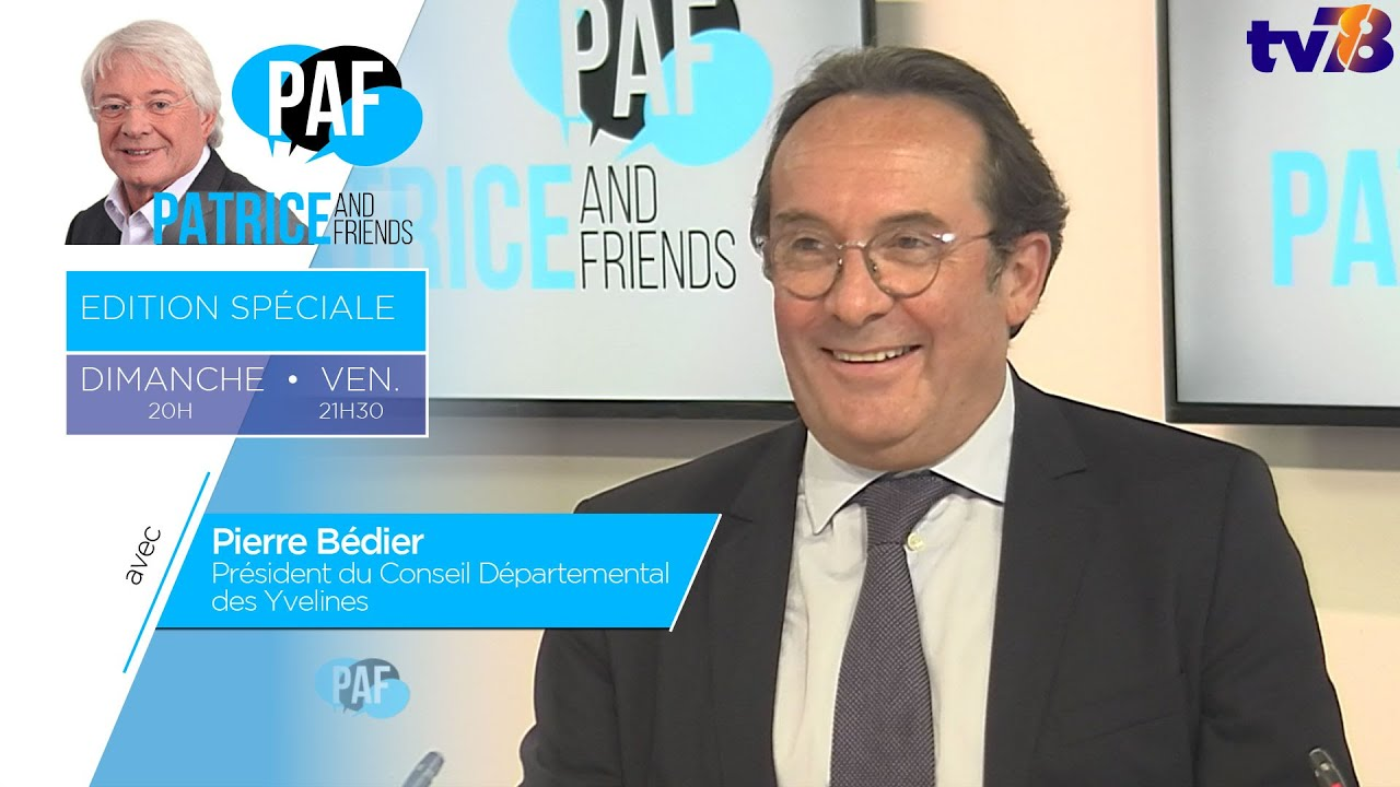 PAF – Patrice Carmouze and Friends – Emission du 23 mai 2019