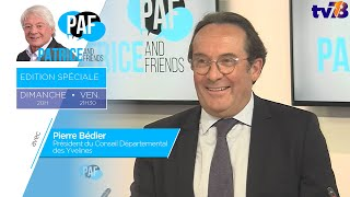 PAF – Patrice Carmouze and Friends – Emission du 23 mai 2019