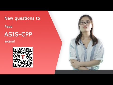 [Testpassport] ASIS-CPP Certified Protection Professional Exam Questions Answers