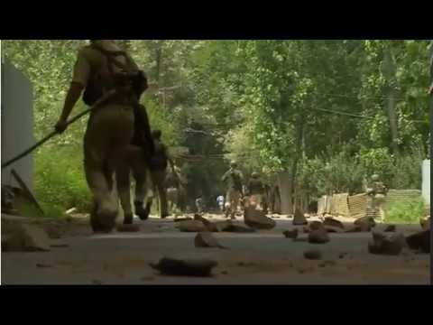 Kashmir: Muslim Youth Bulge Explodes On Anniversary Of Rebel Leader's Death