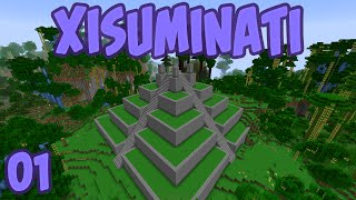 Xisuminati Modpack 01 Welcome To The World