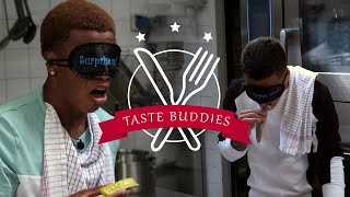 TASTE BUDDIES | 'I wouldn't eat that!' | David Neres & Antony